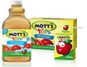 motts for tots