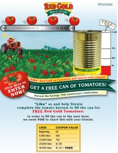 red gold tomatores