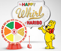 haribo spin wheel