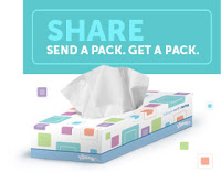 kleenex share a pack