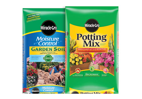3 Miracle Gro Garden Soil Or Potting Mix Coupon Saving Cent By Cent