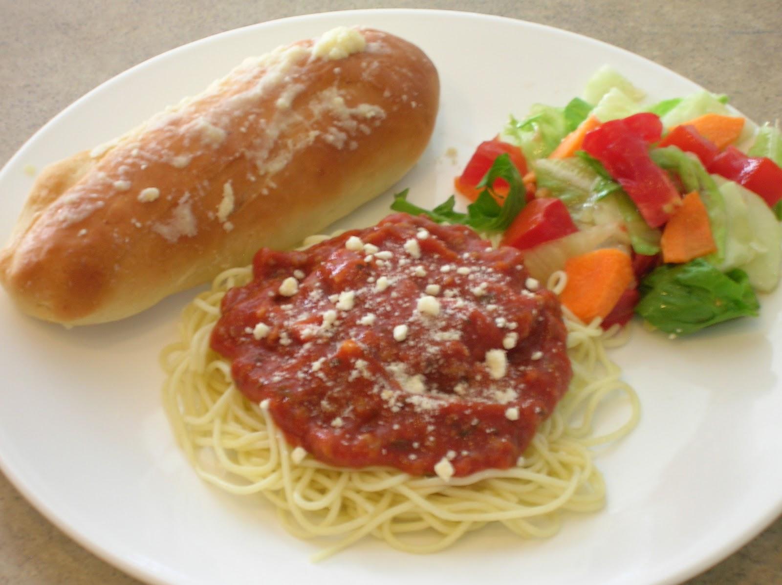 Simple Spaghetti Sauce - Saving Cent by Cent