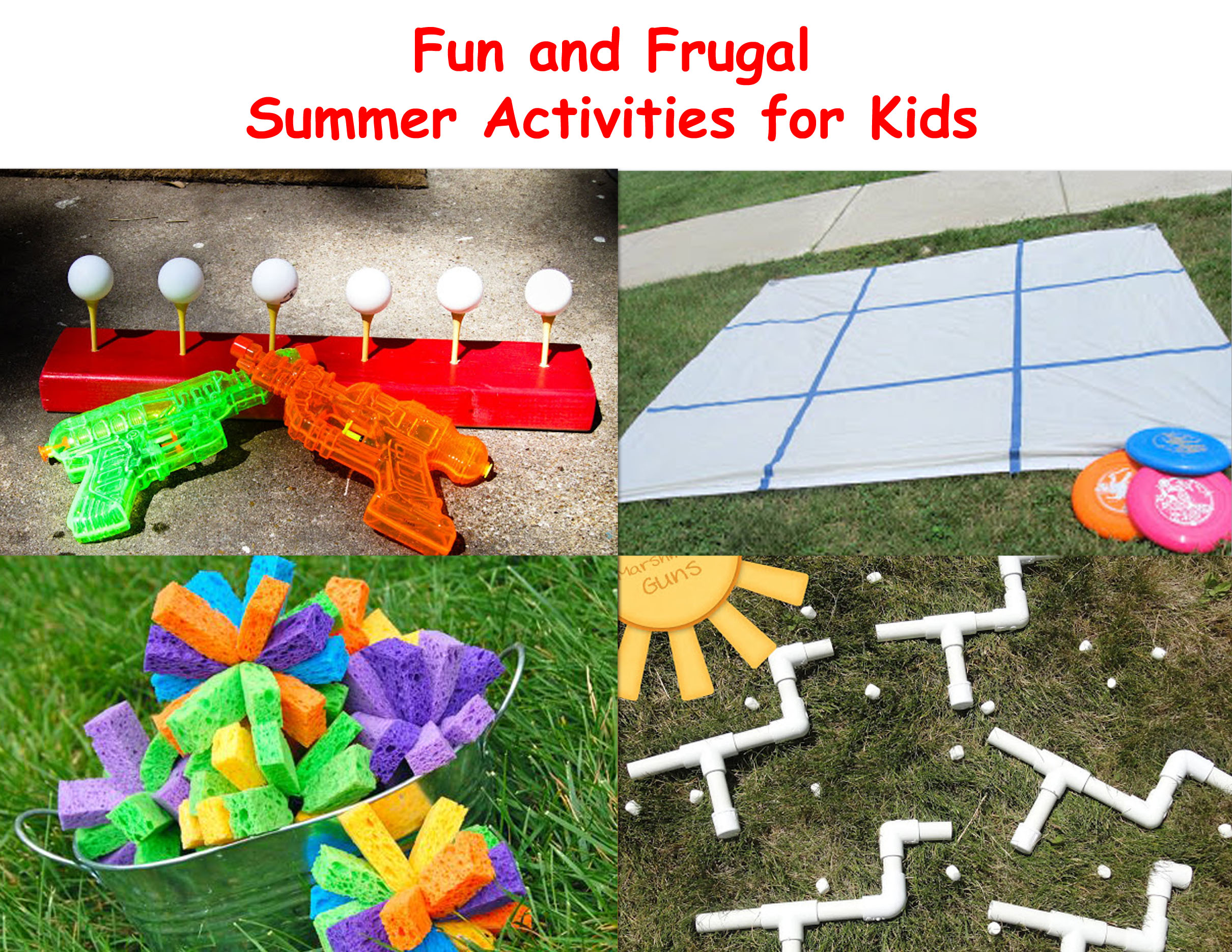 summer activities for kids frugal and summer activites part 1 saving cent by cent 5502