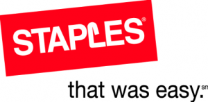 Staples $5 off $30 coupon