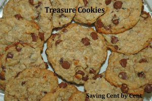 Treasure Cookies