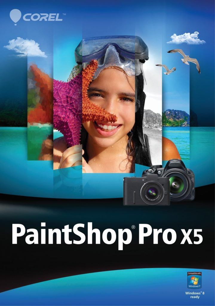Amazon PaintShop Pro x5