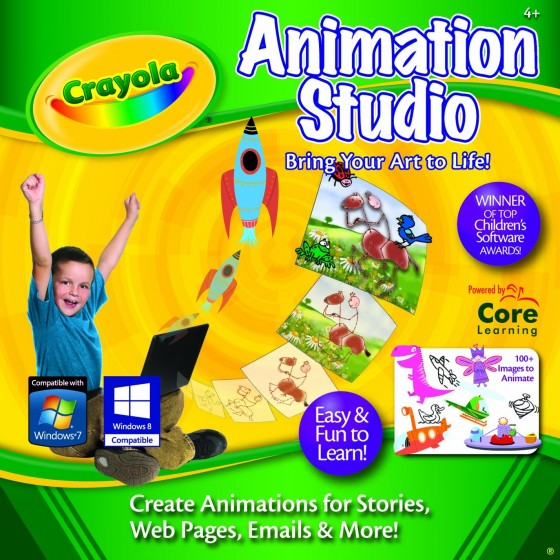 amazon crayola nimation studio