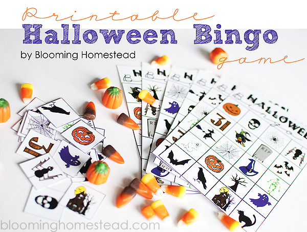 Halloween Activities And Games For Children - Saving Cent by Cent