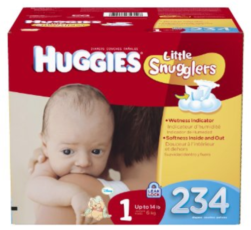 huggies size 1 diapers