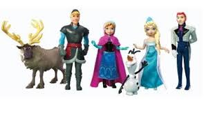 amazon disney frozen play set
