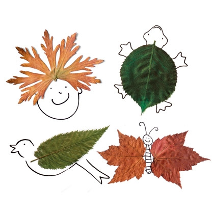 fall activities - foliage friends
