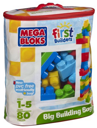 mega blocks big building