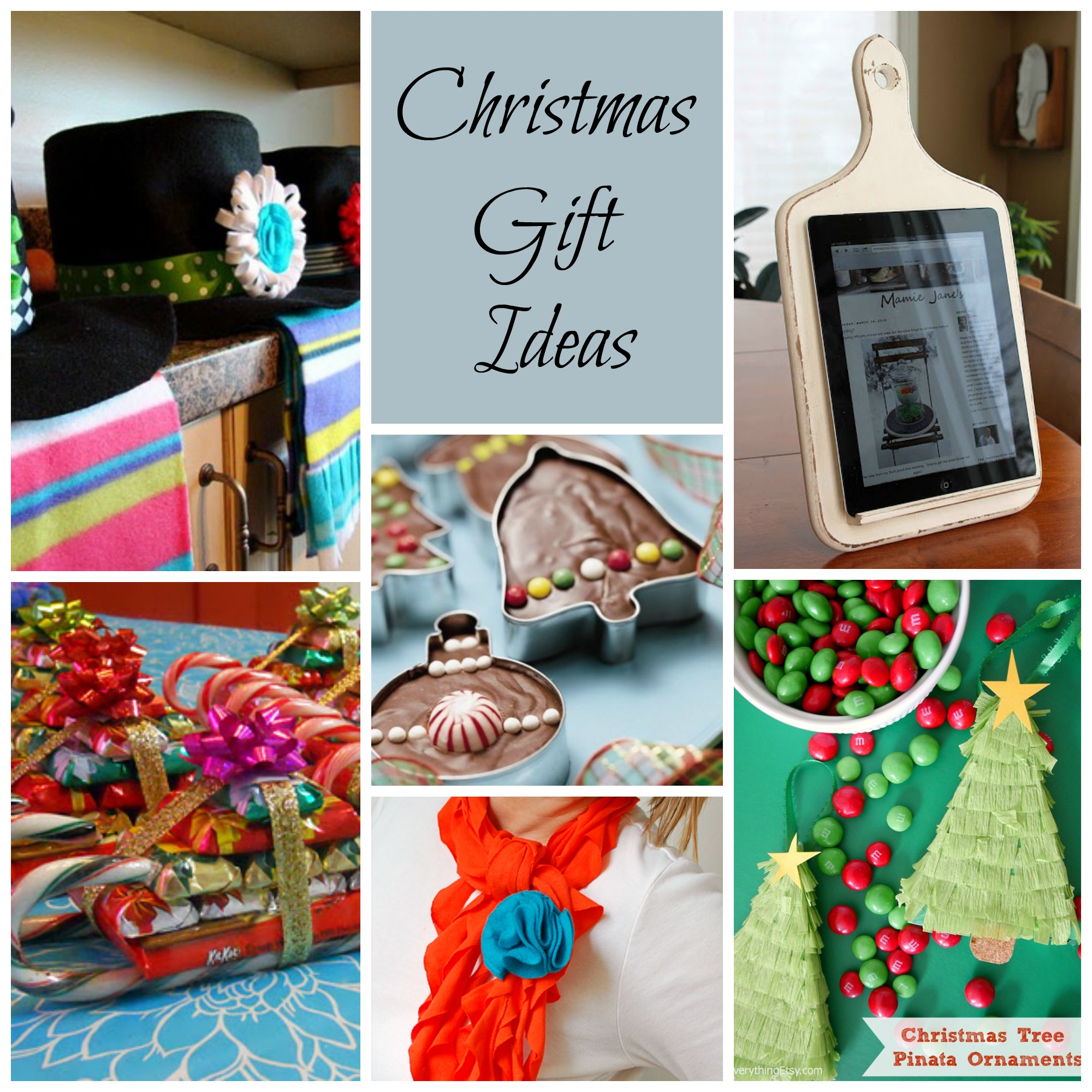 Frugal Christmas Gift Ideas - Saving Cent by Cent