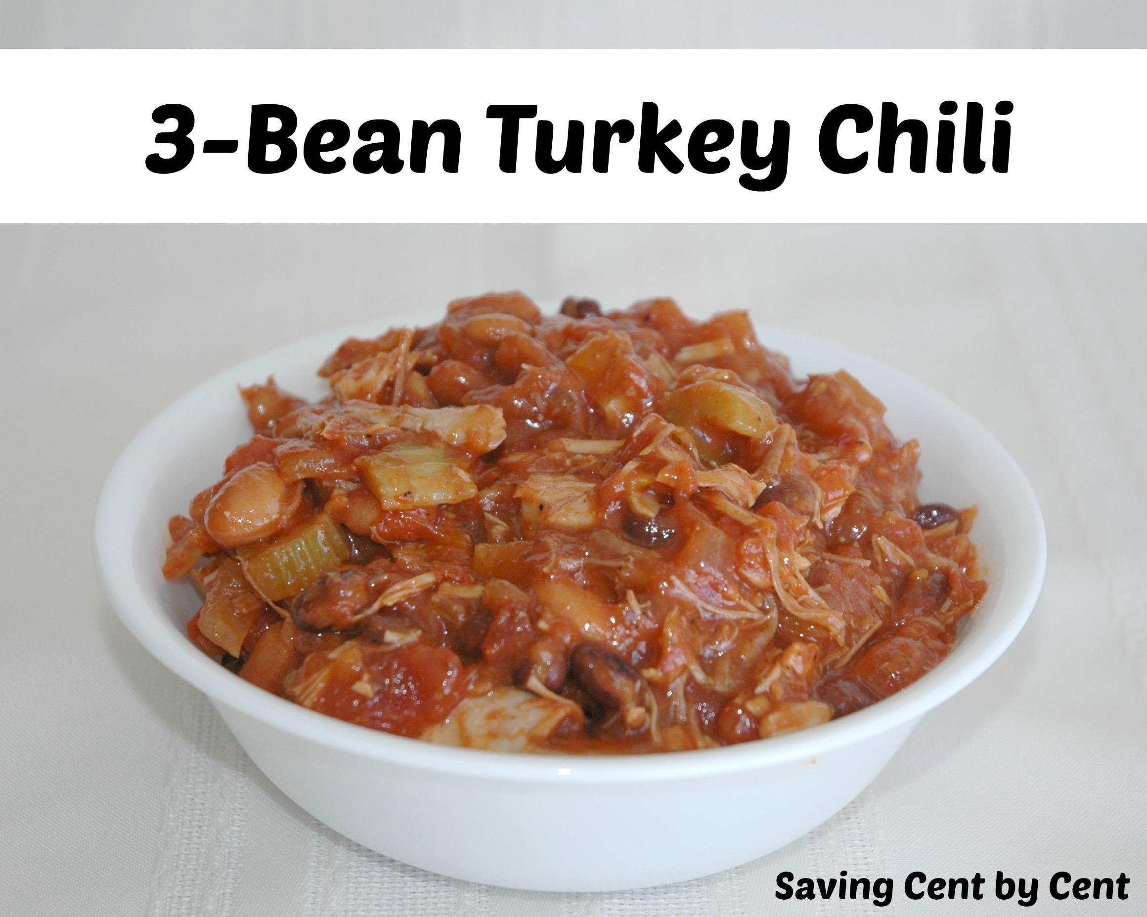 three bean turkey chili pick fresh foods pick fresh foods three bean ...